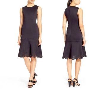 Elegant NWOT Clover Canyon neoprene dress 👗 🖤